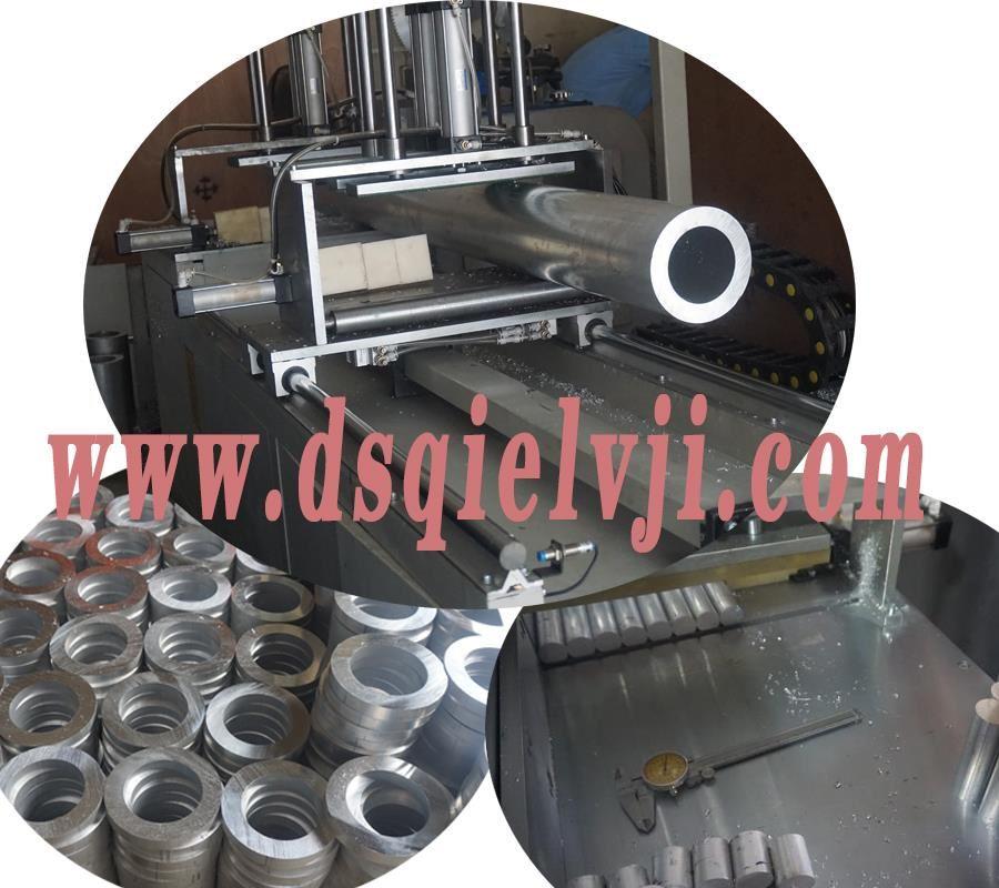 【苏州】铝管自动切割机DS-A450提高生产效率,降低人工成本