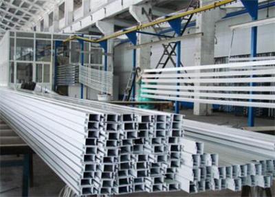 汉龙集团_半自动铝材切割机-18年经验厂家,简易台式高速上下锯,效率高 ...