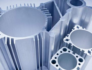 铝工业型材锯切方案