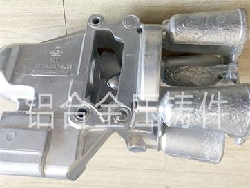 铝压铸件锯切方案
