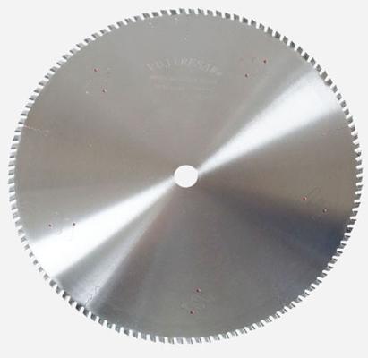 切铝合金锯片可以用来切铁吗?