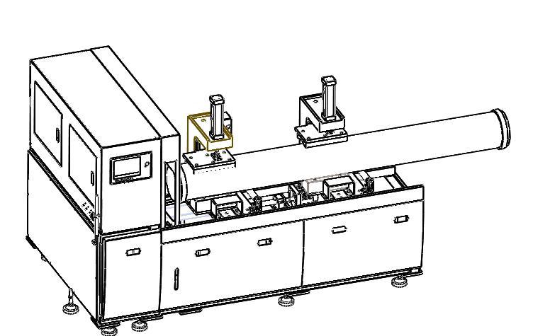 全自动膜组件切割机DS2-Q700