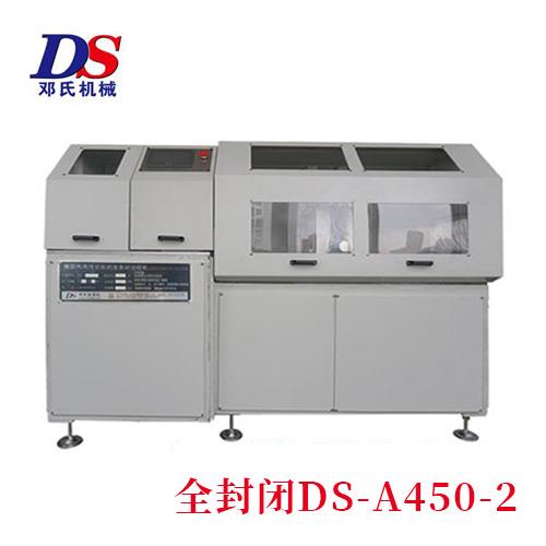 铝合金散热器切割机